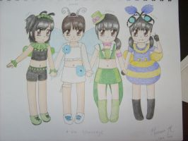 Bug S/mileage by Meekee-chan-desu