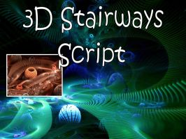 3D Stairways Script by Shortgreenpigg