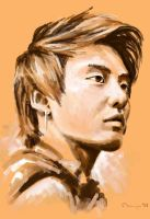 Junsu - speed painting by emenemsbis