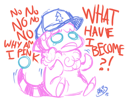 WHAT HAVE I BECOME by spookydoom