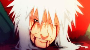 Jiraya Dead by HulfBlood