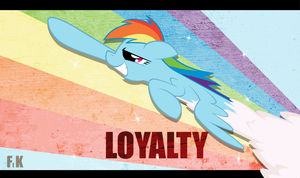Loyalty by FluttershytheKind