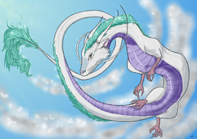 Haku by Graya7