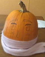 My Russia Pumpkin by RANDOM-drawer357