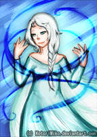 + Let it go + by Lazuliwitch
