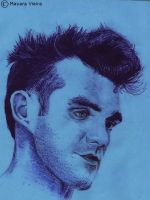 Morrissey by MorganBlindness