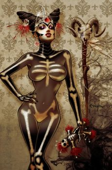 Voodoo Doll by Franchesco
