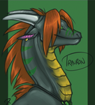 It is a Bust by DragonRyan