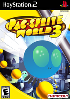 Pac-Sprite World 3 by nickyv917