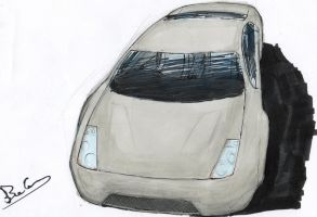 Car Concept 1 by Lazarus-Firenze