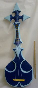 My Sitar by cuppenzecake