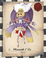 PokePalace: Minuet and Vi by Remanoir