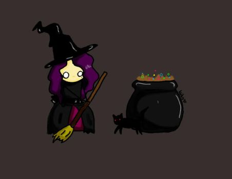 Witch by anythingliketoday
