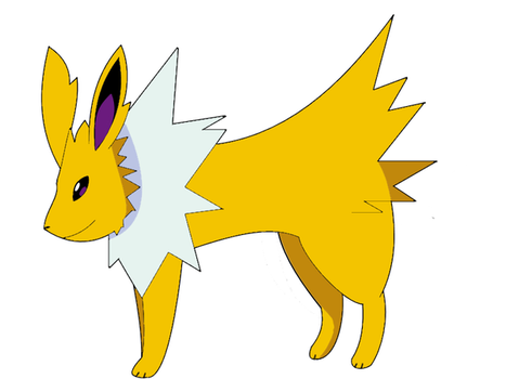 Jolteon by SweetyPoke