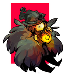 witchsona (2015 edition) by corviday