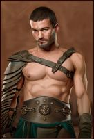 """SPARTACUS""  2010 by KOKORONIN"