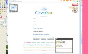 cleverbot again! by sky-commander