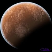 Red Planet by Chalax91