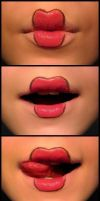 Doll Lips by Owca2512
