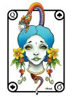 QUEEN OF SPADES by chinook23