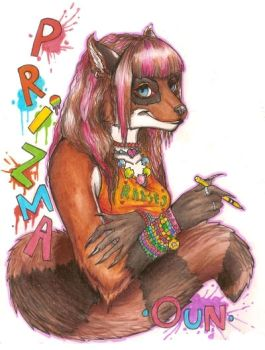BADGE- Oun by disposablet33n