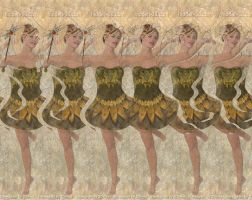 Autumn Faerie Stereogram by 3Dimka