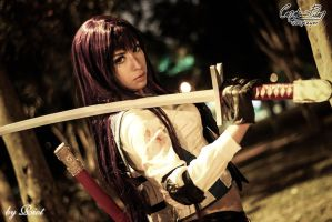 Saeko Busujima by DarkTifaStrife