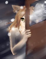 SheWolf - Contest Entry by thebumblebee01