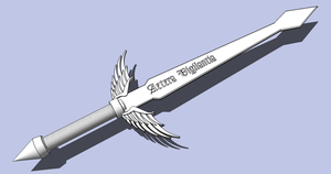 Angel Sword 2 by S3dition