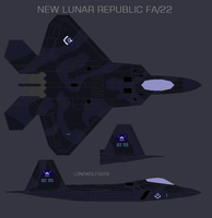 New Lunar Republic FA 22 by lonewolf3878