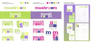 Logo Design: mushroomtale. by mushroomtale