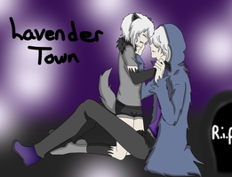 Lavender Town Syndrome by Fern-Sama