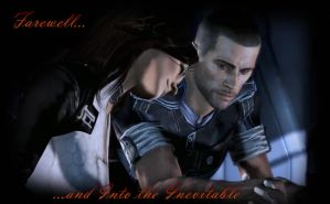 Farewell And Into The Inevitable - Mass Effect 3 by RedVirtuoso