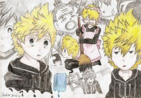 Roxas :3 by Chuls97