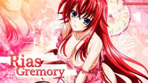 Rias - Wallpaper by Nacho-Edicion