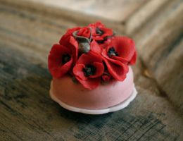 Poppy Cake by vesssper