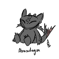 Abracadragon by GoWaterTribe