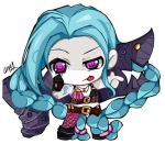 ChibiLeague - Jinx by HelloATK