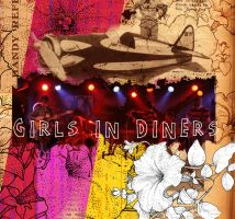 Girls in diners by castitas