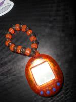 Tamagotchi by october84stardust