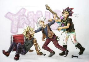 Battle of the Bands: Yami by Ensatsu-Kokuryuha
