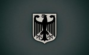 German Bundesadler by aethersb
