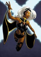 Storm by spidermanfan2099