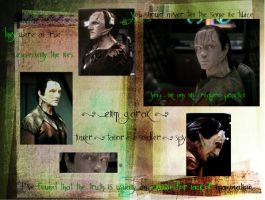 Elim Garak by Quesi