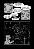 The Monster and the Princess - Page 14 by Thalateya
