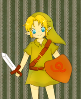 OoT Link by nyapo