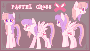 Pastel Cross reference sheet by Chokico