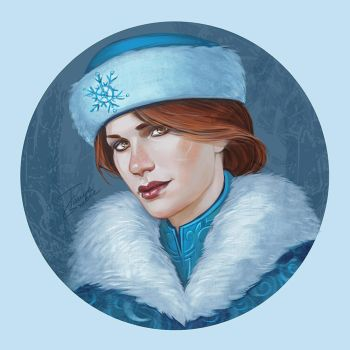 Cerys Snow by TanyaGreece