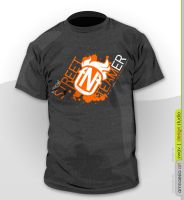 TShirt Design: FNF S.Team by angelaacevedo