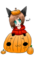 Cutie Halloween  by theultimatefailure